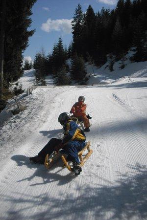Winteraktivitäten Eisacktal