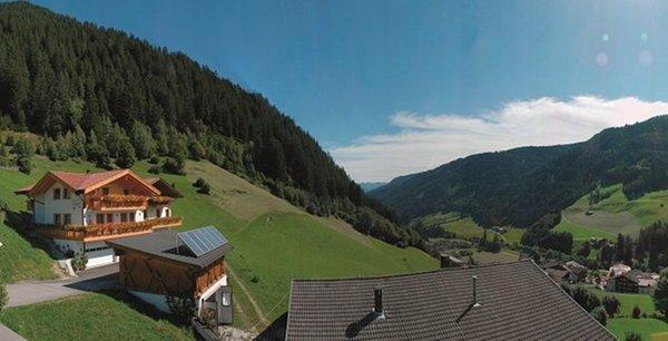 Lage Ferienwohnungen auf dem Bauernhof Eggerhof Ratschings