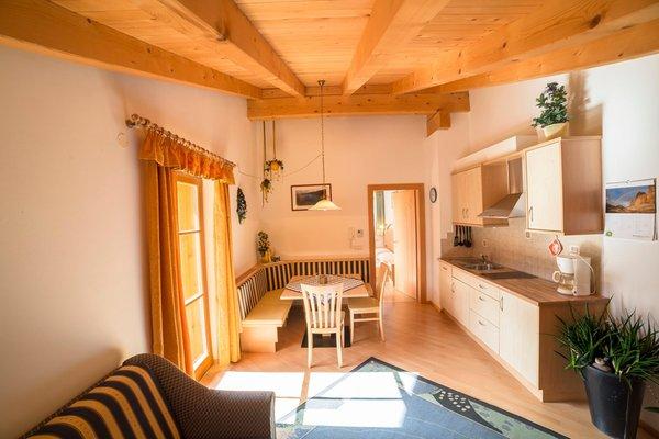Foto der Küche Eggerhof