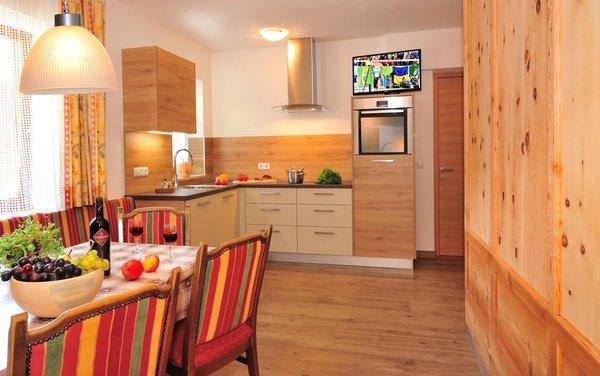 Foto der Küche Heiserhof