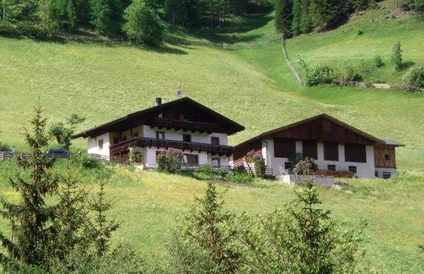 Sommer Präsentationsbild Ferienwohnungen auf dem Bauernhof Heiserhof