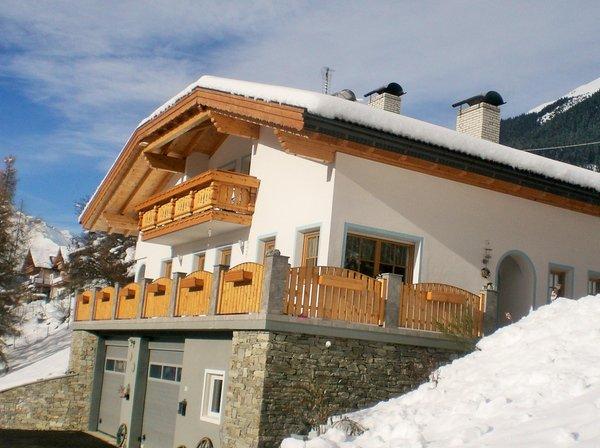 Winter Präsentationsbild Ferienwohnung auf dem Bauernhof Lexhof