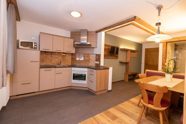 Foto della cucina Sennerhof