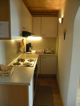 Foto der Küche Thalhof