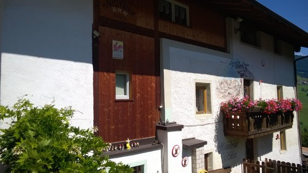 Foto esterno in estate Blösn - Häuslerhof
