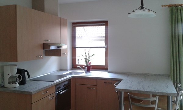 Foto der Küche Obergruberhof