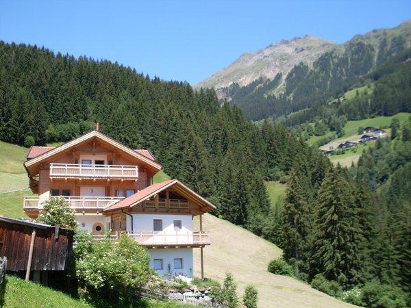 Sommer Präsentationsbild Ferienwohnungen auf dem Bauernhof Obergruberhof