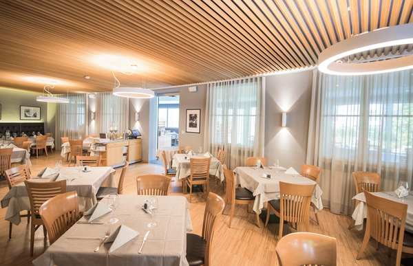 Das Restaurant Vintl (Gitschberg Jochtal) Lodenwirt