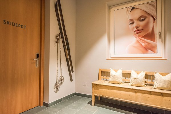Foto vom Wellness-Bereich Hotel Lodenwirt
