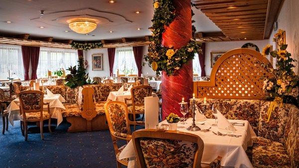 Il ristorante Maranza (Gitschberg Jochtal) Fichtenhof