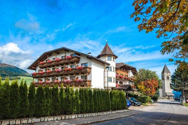 Foto estiva di presentazione Fichtenhof - Hotel 3 stelle sup.