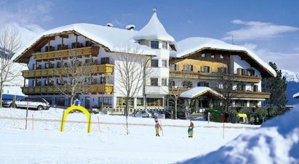 Foto invernale di presentazione Hotel Fichtenhof