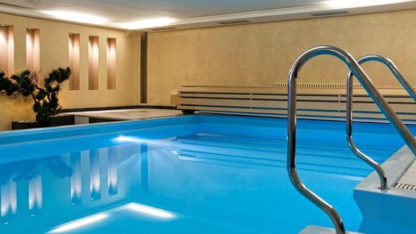 La piscina Hotel Fichtenhof