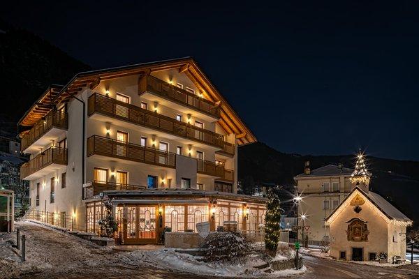Foto invernale di presentazione Hotel Leitner