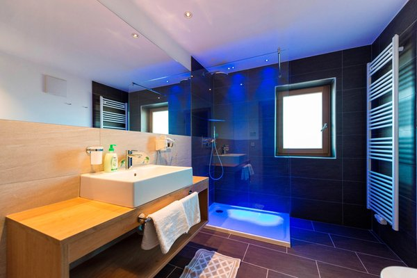 Photo of the bathroom Hotel Alpenfrieden