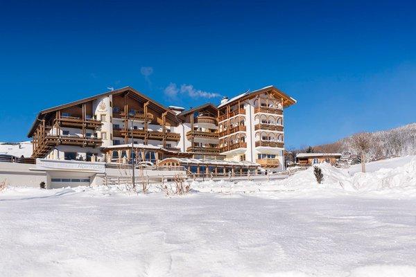 Winter presentation photo Hotel Alpenfrieden