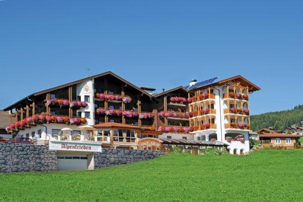 Summer presentation photo Hotel Alpenfrieden