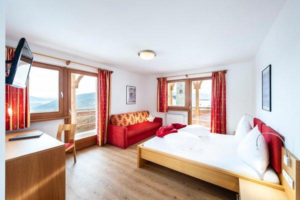 Foto della camera Hotel Alpenfrieden