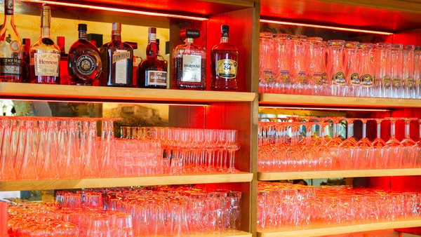 Foto del bar Hotel Alpenfrieden