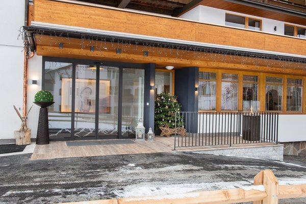 Foto esterno in inverno Alpenfrieden