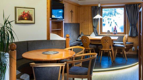Le parti comuni Hotel Alpenfrieden