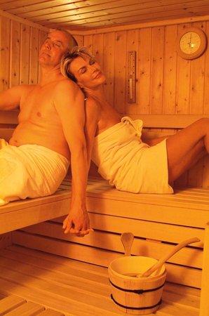 Foto della sauna Valles