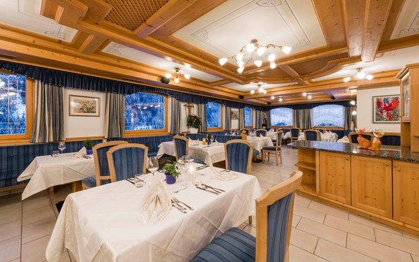 The restaurant Valles / Vals (Gitschberg Jochtal) Alpenrose