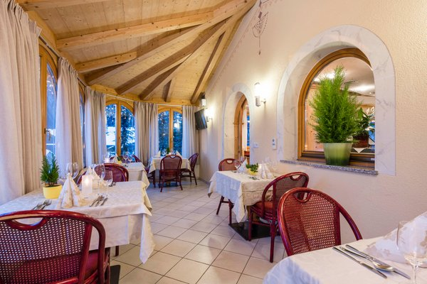 Il ristorante Valles (Gitschberg Jochtal) Alpenrose