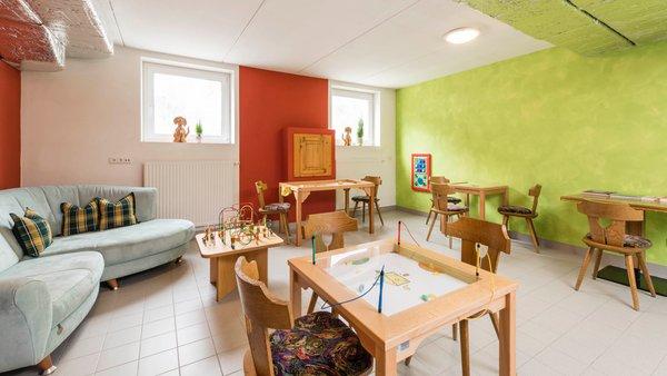 Le parti comuni Hotel Alpenrose