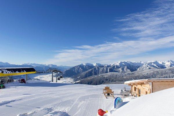 Winter activities Valle Isarco / Eisacktal