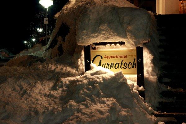 Foto Außenansicht im Winter Gurnatsch