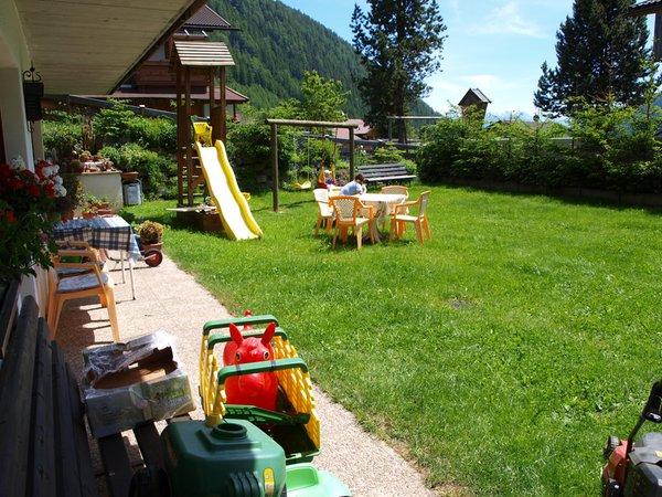 Foto vom Garten Vals (Gitschberg Jochtal)