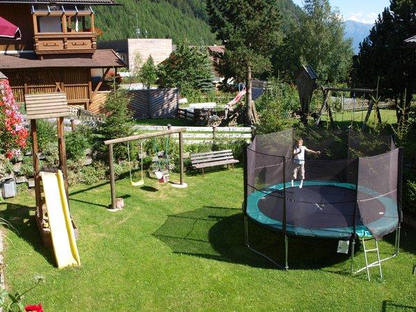 Foto del giardino Valles (Gitschberg Jochtal)