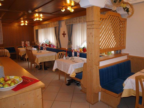Il ristorante Valles (Gitschberg Jochtal) Gurnatsch