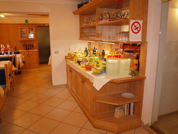 The restaurant Valles / Vals (Gitschberg Jochtal) Gurnatsch