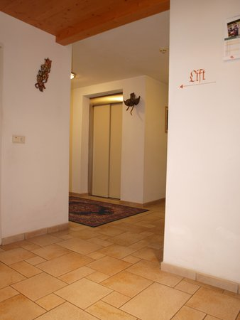 The common areas Hotel + Residence Gurnatsch