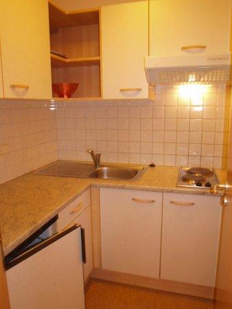 Foto der Küche Gurnatsch