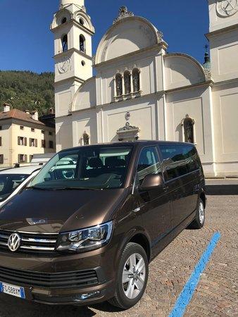 Taxi Autonoleggio Albatros TradItDeEn [it=Cavalese e dintorni, de=Cavalese und Umgebung, en=Cavalese and surroundings]