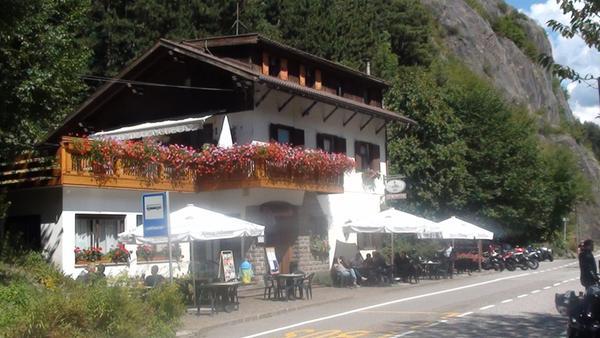 Präsentationsbild Restaurant Pizzeria Al Lago