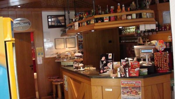 Foto von der Bar Restaurant Pizzeria Al Lago