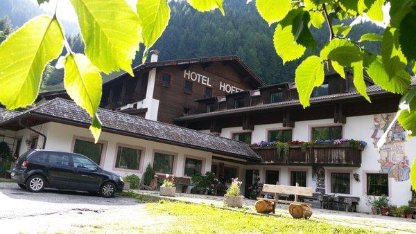 Foto estiva di presentazione Hoferhof - Hotel 2 stelle