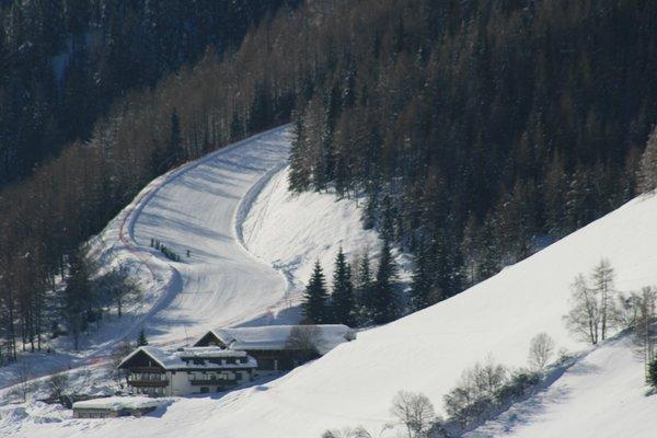 Foto invernale di presentazione Hoferhof - Hotel 2 stelle