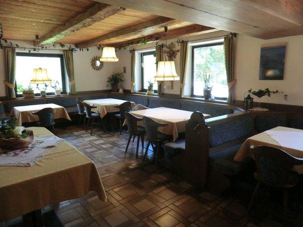 Il ristorante Valles (Gitschberg Jochtal) Hoferhof