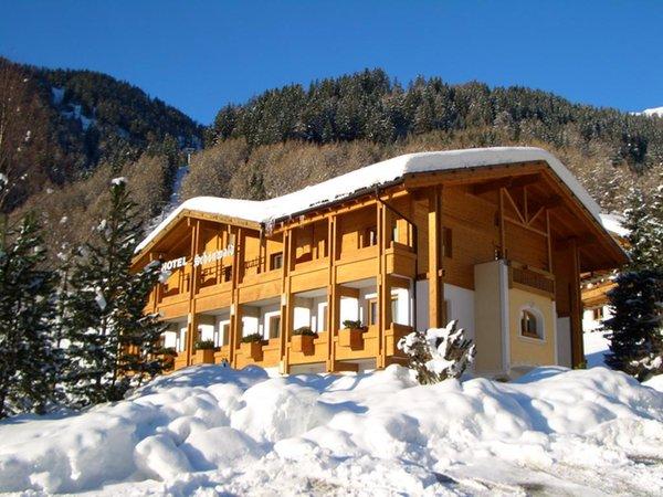 Foto esterno in inverno Schönwald