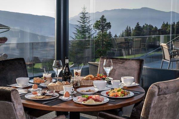La colazione Hotel Edelweiss
