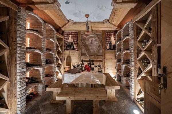 La cantina dei vini Maranza (Gitschberg Jochtal) Edelweiss