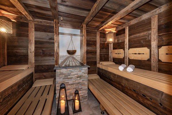 Foto della sauna Maranza