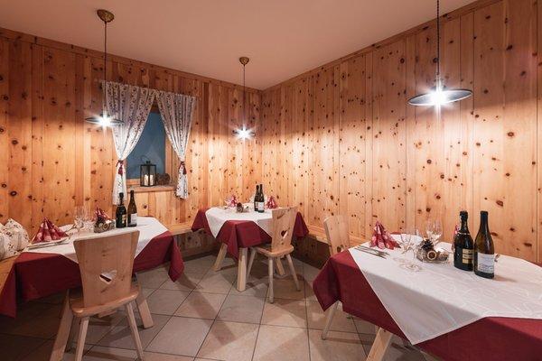 The restaurant Vandoies / Vintl (Gitschberg Jochtal) Hotel Appartement Haus Gitschberg