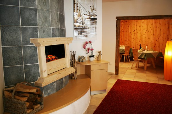 The common areas Hotel Appartement Haus Gitschberg