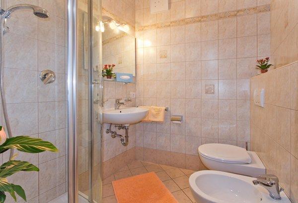 Foto del bagno Gasthof (Albergo) Zur Linde